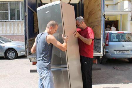 Как и в каком положении перевозить холодильник