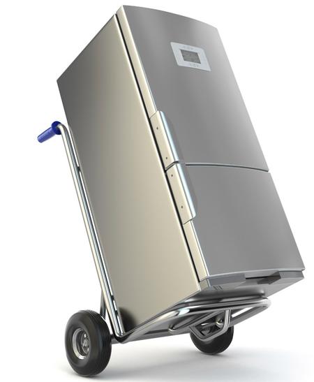 Транспортировка холодильника