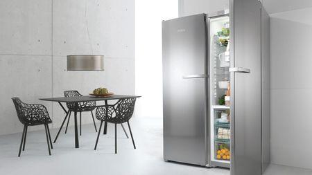 Стильный холодильник