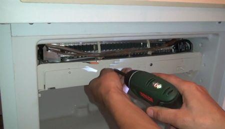 Инструкция как самостоятельно разобрать холодильник