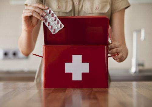 Изучение аптечки