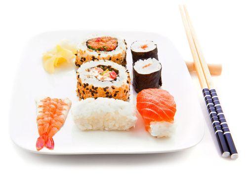 Поданные суши