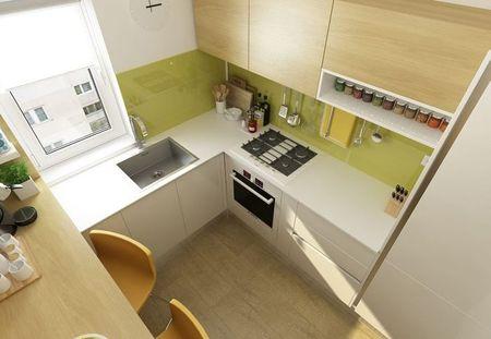 Кухня 4 кв. м.