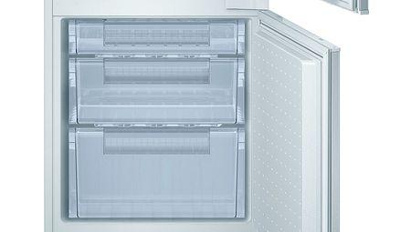 Три отдела морозильной камеры