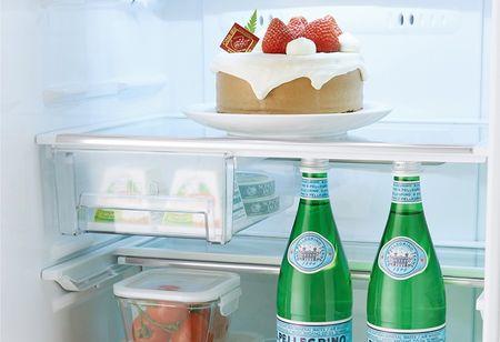 Холодильная камера изнутри