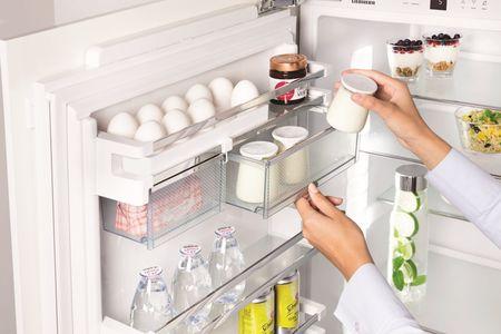 Обзор встраиваемых холодильников от Liebherr