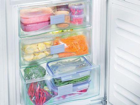 Морозильная камера холодильника комби Liebherr ICUNS 3314