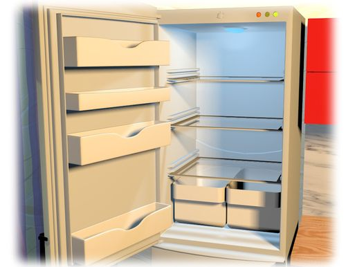 Освобожденный холодильник