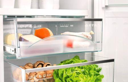 Характеристики моделей холодильников шириной 60 см
