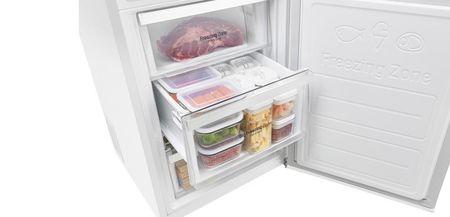 Морозильная камера холодильника шириной 55 см