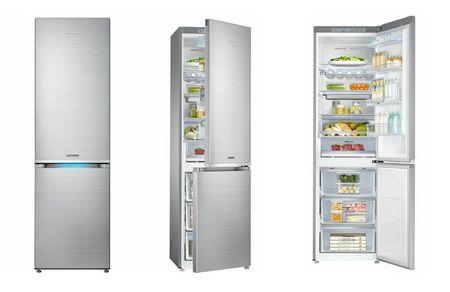 Узкий холодильник Samsung 50 см