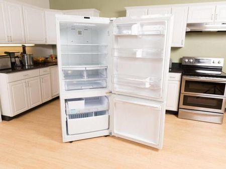 Покупка нового холодильника