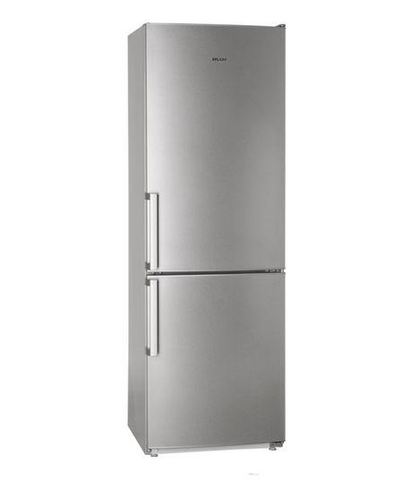 Холодильник Атлант серебристый