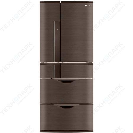 Коричневый Холодильник Mitsubishi