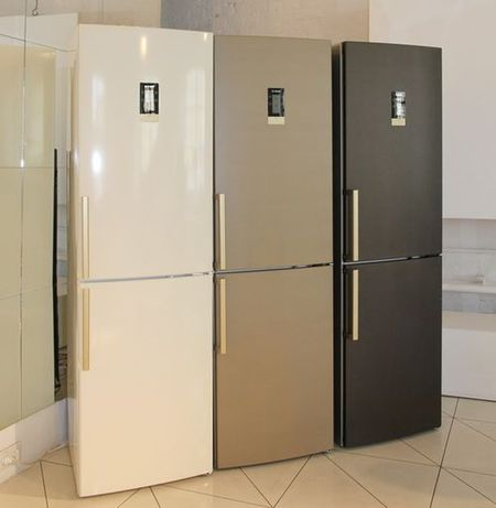 Выбор цвета холодильников