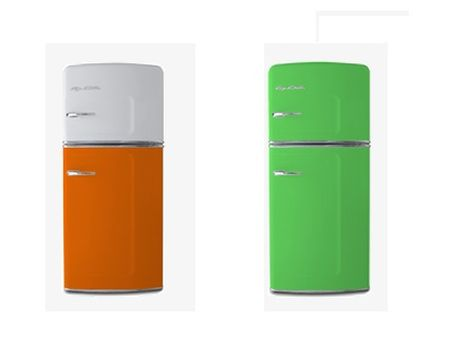Ретро холодильники Bill Chill