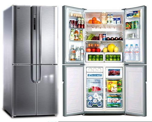 холодильник с нижней морозилкой