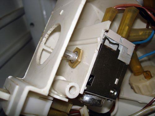 Детали холодильника