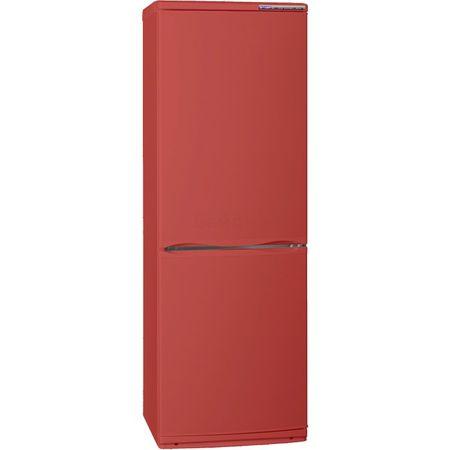 Красный холодильник фирмы Atlant