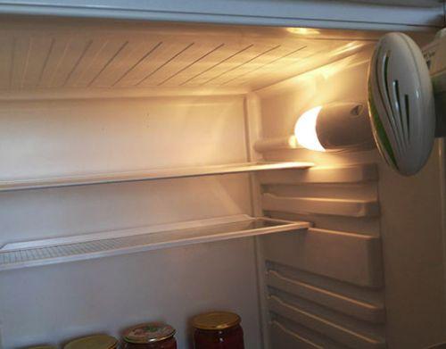 Kühlschrank Licht : Ein problem kühlschrank und lichter auf