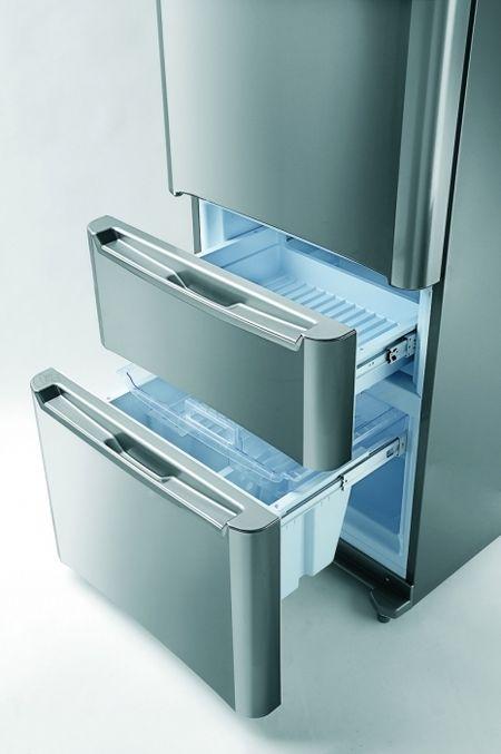 Отсеки морозильной камеры