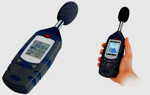 Прибор для измерения шума