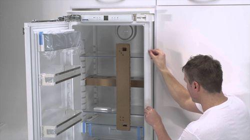 Устранение шума в холодильнике