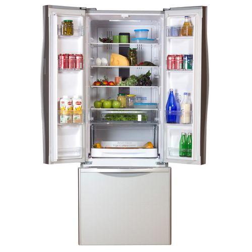 Двухкамерный холодильник фирмы Hitachi