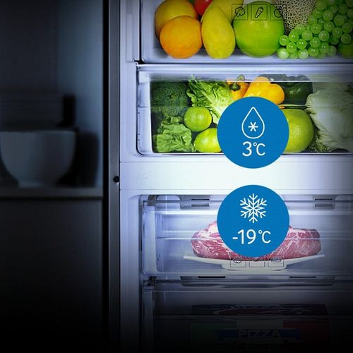 Температура в камере холодильника