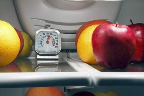 Сколько градусов должно быть в холодильнике по нормативам