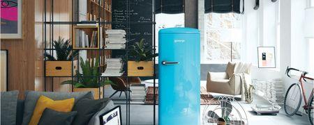 Ретро холодильник Gorenje
