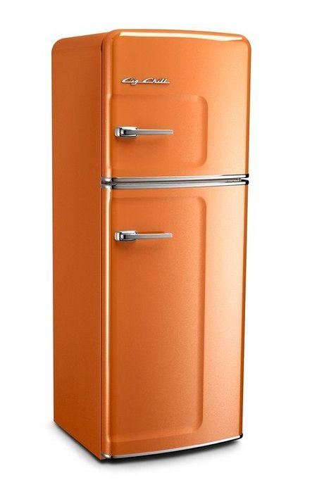 Обзор лучших моделей холодильников в ретро стиле