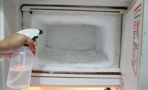 Разморозка морозильника