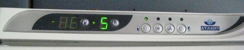 Расшифровка кодов ошибок холодильника Атлант