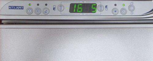 Панель Холодильника Атлант