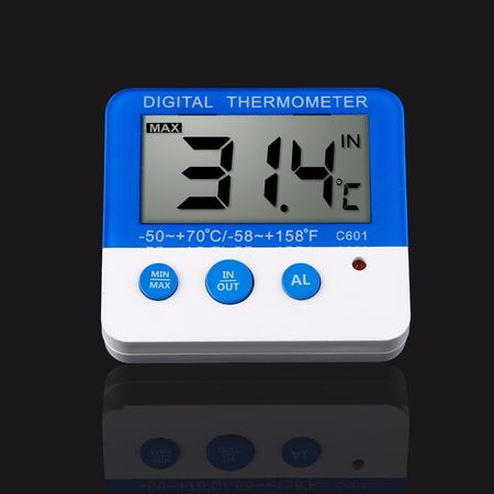 Электронный термометр