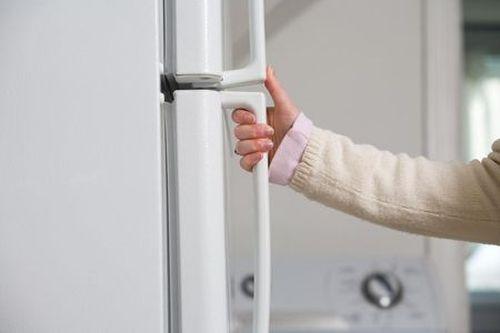 Двери холодильника