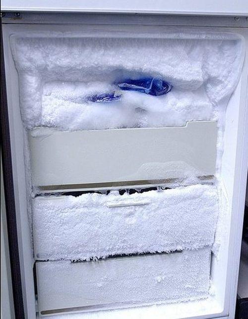 Как сделать no frost в холодильнике 773