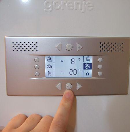 Контроль температуры