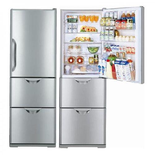 Крупногабаритный холодильник