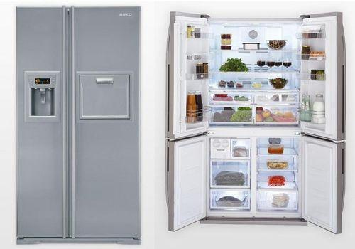 Крупногабаритные холодильники Beko