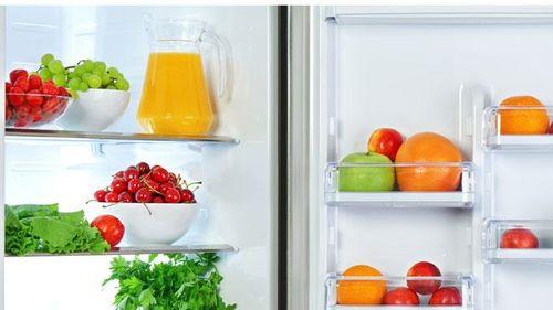 Полный холодильник