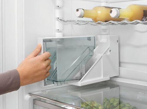 Обзор лучших моделей холодильников Miele