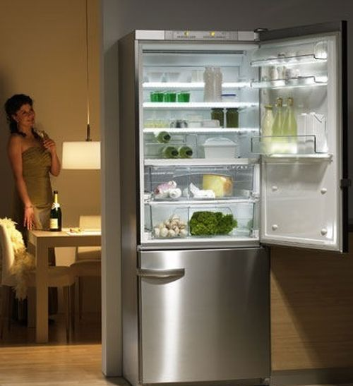 Холодильник миле