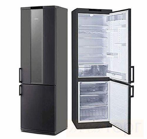 Атлант холодильник как настроить