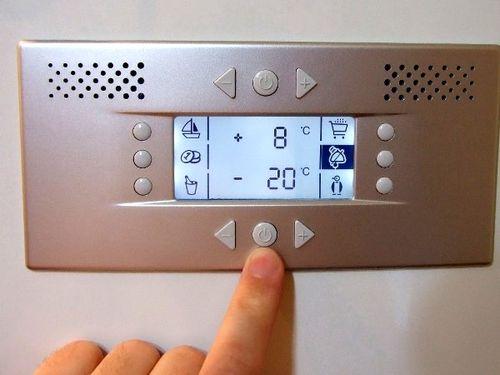Электронный регулятор в холодильнике Атлант