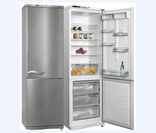 Двухкамерные холодильники Атлант