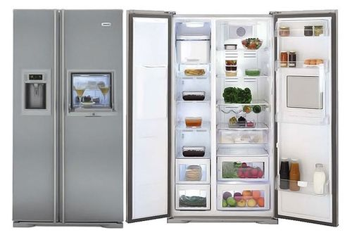 Холодильник Beko GNE V422 X